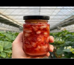 딸기청 만들기 체험